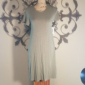 """Carly"" LulaRoe NWT knit dress"
